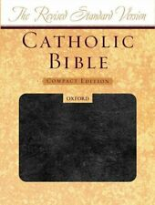 The Revised Standard Version Catholic Bible by Oxford Universi Book The Cheap