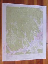 Trinidad West Colorado 1953 Original Vintage USGS Topo Map