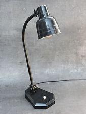 Lampe atelier bureau vintage dans l' esprit de Kaiser Idell deco industriel