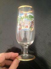 verre à bière motif Montjoie - Monschau - Eifel