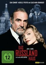 Das Russland-Haus - Sean Connery, Michelle Pfeiffer - DVD