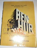 Benhur A Tale Of The Christ Magazine 1959 080414R