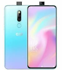 "ELEPHONE PX POP UP MACCHINA FOTOGRAFICA ANDROID torta Smartphone 4GB RAM 64GB ROM 6.53"" Blu UK"