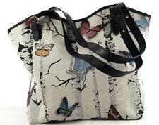 Ladies Handbag New Chic Butterfly Fab Casual Style Tote Zip Top Detachable Strap