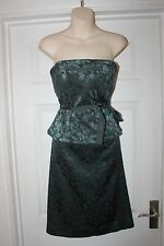 Ladies Coast Wedding Outfit Size 10 Bustier Top Skirt Suit Dress Mother of Bride