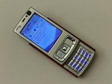 Nokia N95 - Rot (Ohne Simlock) Smartphone Handy