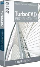 NEW! TurboCAD Pro Platinum 2018