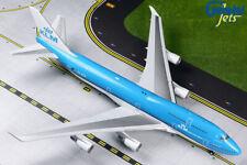 Gemini Jets 1:200 KLM Royal Dutch Airlines Boeing B747-400 'New Colours' PH-BFW