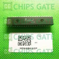 2PCS HITACHI HD68B09EP DIP-40