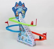 Vinsani Penguin RACE slide in esecuzione GO con suoni