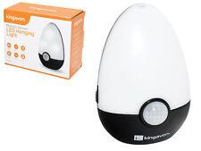 3 LED Sensor de Movimiento PIR Colgante Seguridad Luz Nocturna Corte Energía