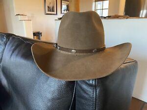 Stetson Clayton Cowboy Hat  7 1/4