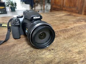 Appareil photo Nikon P1000
