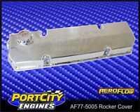 Aeroflow Alloy Fabricated Rocker Covers Holden V8 VN VR VS VT 5.0L AF77-5005