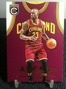 2015-16 Panini Complete Home Lebron James #13