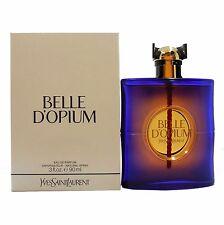 BELLE D'OPIUM BY YVES SAINT LAURENT EAU DE PARFUM NATURAL SPRAY 90 ML/3 OZ. (T)