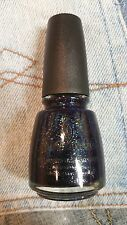 China Glaze Meteor Shower Nail Polish Lacquer Specialty Collection blue glitter