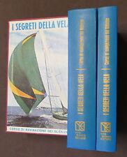Nautica - I Segreti della Vela - Corso di navigazione dei Glenans - 1^ ed. 1965