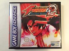King of Fighters EX2 Howling Blood - GBA - Replacement Case - No Game