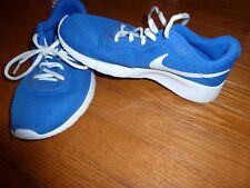 Boy Nike Tanjun Blue Sneakers Size 6
