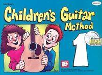 Mel Bay Children's Guitar Method, Volume 1, by William Bay (Paperback) Book & CD