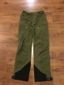 Buy Haglofs Camping Hiking Trousers Shorts For Men Ebay