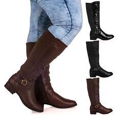 Wide (E) Cuban Heel Casual Shoes for Women