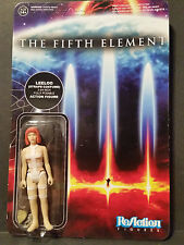 Funko Reaction Figures The Fifth Element Leeloo Straps Costume - Unpunched
