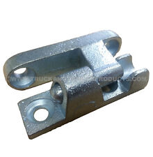 Zinc Plated Hinge - Suitable for Brenderup - 2000 - 5000 - P series - Trailer