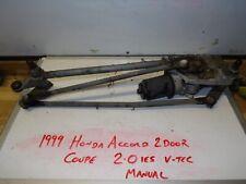Honda Accord CG2 Windscreen Wiper Motor / Mechanism