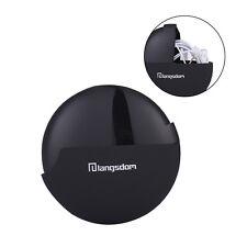 Mini Round Ufo Hard Storage Case Bag for Earphone Headphone Sd Tf Cards Portable