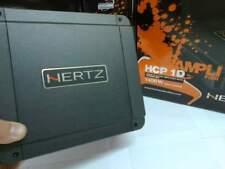 Hertz HCP 1D Monoblock Class D Car Amplifier Subwoofer Amp 1400Watt