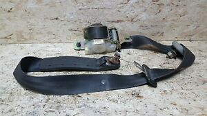 97-99 Acura CL Coupe FL Front Driver Seat Belt Pretensioner w/o Buckle OEM