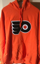 Philadelphia Flyers Men's XL Hooded Sweatshirt Hoodie Pullover by Majestic