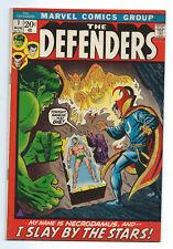Marvel Comics: The Defenders #1 8.5+