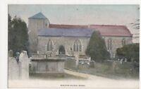 Sussex, Slaugham Church Postcard, B177