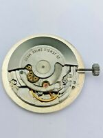 Vintage ETA 2472 Automatic Watch Movement - Working - For Repairs (F75)