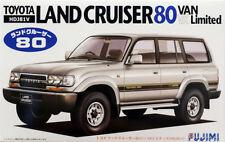Toyota Land Cruiser 80 VAN VX Limited HDJ81V 1:24 Model Kit Fujimi 037950