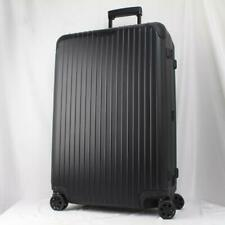 RIMOWA NORTH AMERICA HYBRID CHECK-IN L HARDSIDE SPINNER SUITCASE MATTE BLACK