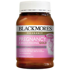 Blackmores Pregnancy & Breast Feeding Gold 180 Capsules Supplement