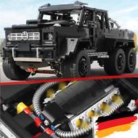 Custom Technic G 63 6X6 65 500 42056 42083 42099 42110 Bausteine Blöcke MOC