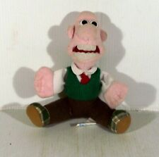 "6"" WALLACE FINGER PUPPET SOFT TOY PLUSH - WALLACE & GROMIST"