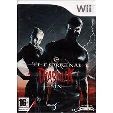 Diabolik The Original Sin (Wii Nuevo)