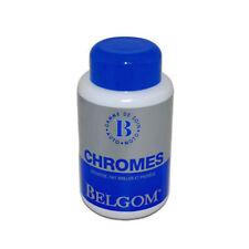 BELGOM CHROME NETTOYANT 250 cc POLISH CHROME BATEAU ANTIQUITE INOX ALU CUIVRE