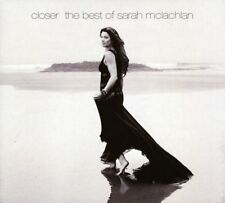 SARAH MCLACHLAN: CLOSER THE VERY BEST OF CD GREATEST HITS / ANGEL / NEW