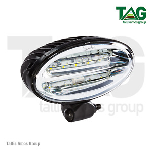 Genuine John Deere Oval Flood Lamp Working Light - RE573609
