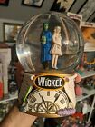WICKED the Broadway Musical What Is This Feeling Snow Glitter Globe Sankyo