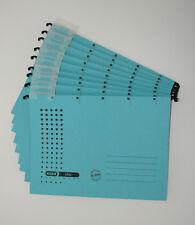 25x Elba Hängemappe Hängeregistratur chic Ultimate A4 Karton Aufdruck anthrazit