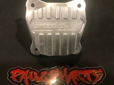 Predator 212 Non-Hemi Valve Cover With Stainless Hardware And Black Washers