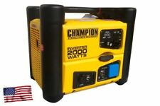 Champion 72001i-EU 2000w inverter petrol generator 220V EU version